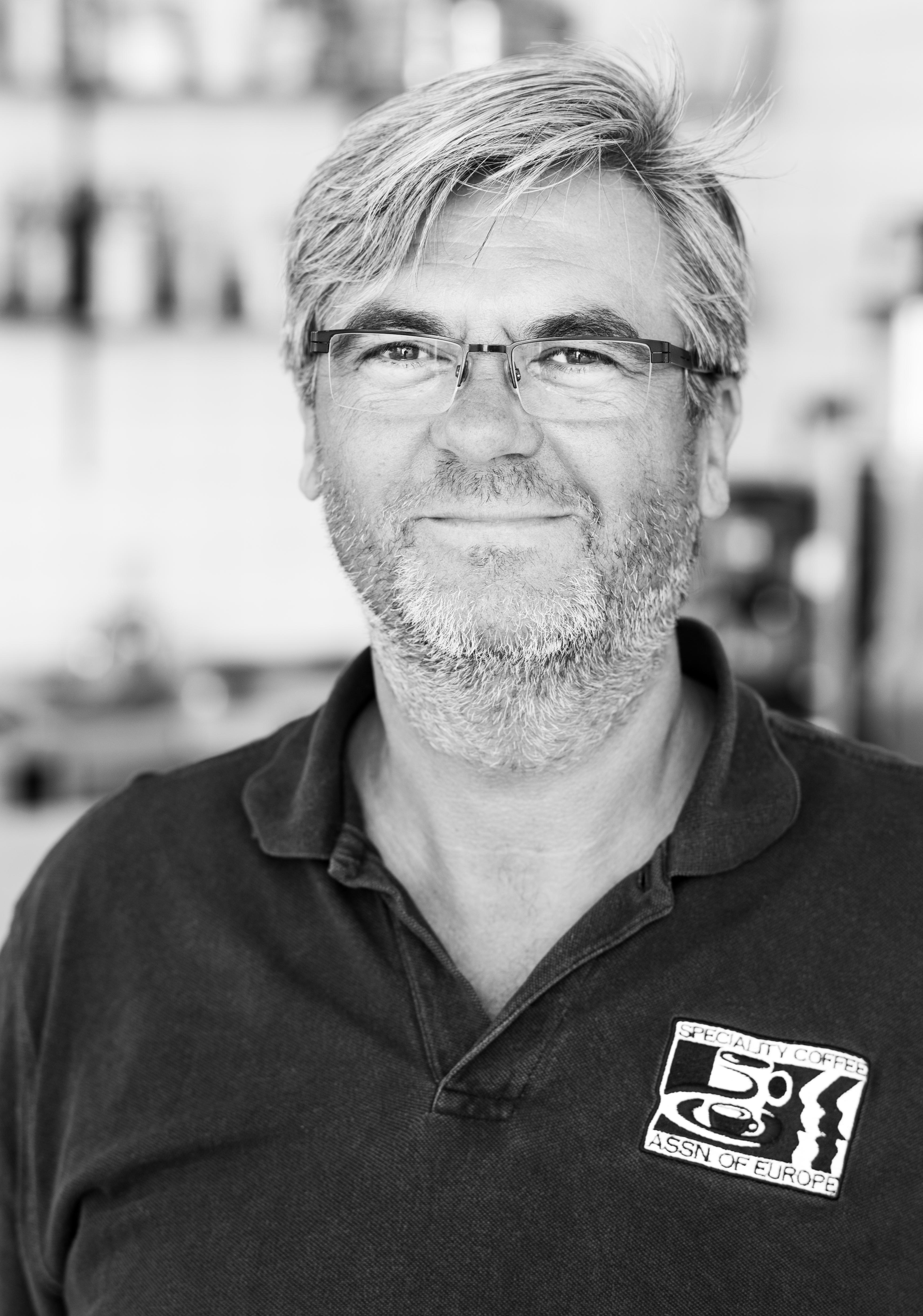 VÄLKOMMEN hälsar Hans Dahlqvist